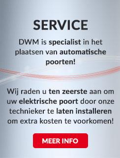 DWM bvba service